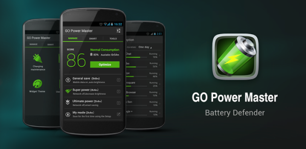 Go Battery Saver - TeckFront