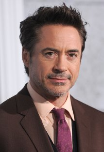Roberrt Downey Jr.