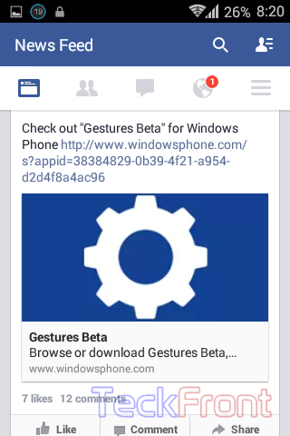Facebook-interface-1