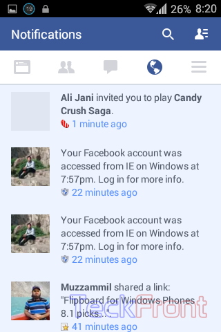 Facebook-interface-3