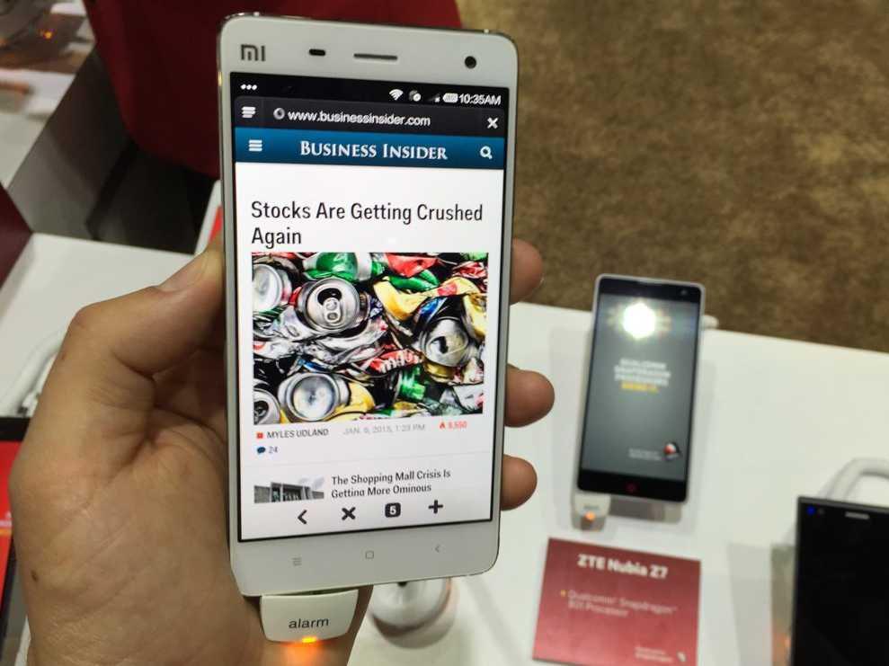 Xiaomi-Mi4-Phone