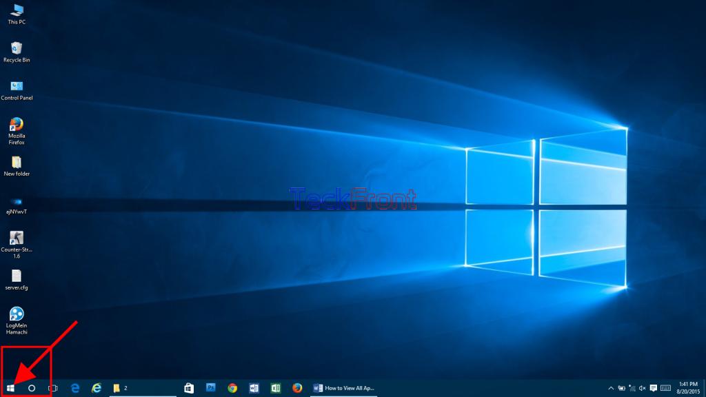 Windows10AllApps1