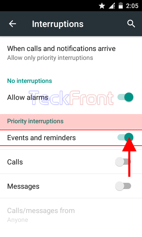AndroidInterruptionSettingPriority4